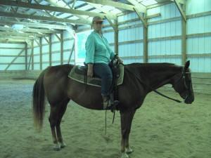 Missouri Horse Trainers - Zips QT
