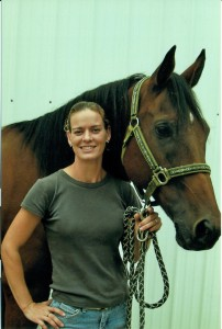 Horse Trainers in Missouri - Lyndsay Bio