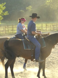 Horse Trainers in Missouri - Nick Ivanovich
